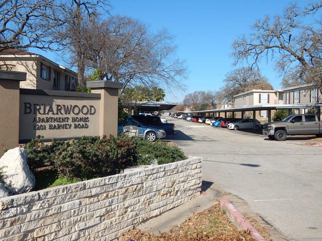 The Briarwood Apartments